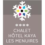 Logo Hôtel Kaya**** – Les Ménuires