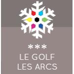 Logo Hôtel Le Golf Les Arcs*** – Arc 1800